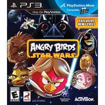 Angry Birds Star Wars - Nuevo Sellado - Ps3