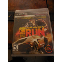 Need For Speed The Run Audio Latino Ed Especial
