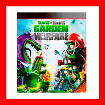 Plants Vs. Zombies¿ Garden Warfare Ps3 - Digital
