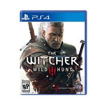 The Witcher 3 Wild Hunt. Para Playstation 4 ¡sólo En Gamers!