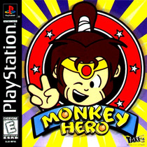 Monkey Hero Ps1 Compatible Con Ps2
