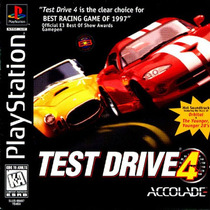 Test Drive 4 Ps1 Ps2