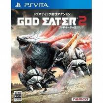God Eater 2 Ps Vita Japonesa