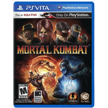 ..:: Mortal Kombat ::.. Para Playstation Vita En Start Games