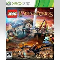 The Lord Of The Rings Lego Xbox 360 Nuevo