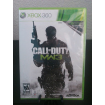 Call Of Duty Modern Warfare 3 Con Mapas Extra Xbox 360 Nuevo