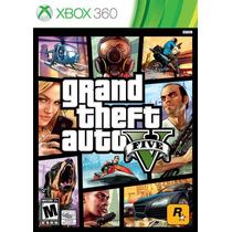 Grand Theft Auto V - Xbox 360 Nuevo