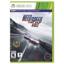 Need For Speed Rivals - Xbox 360- Nuevo Envio Gratis