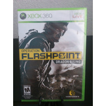 Operation Flashpoint Dragon Rising Xbox 360 Nuevo Citygame