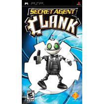 Psp Secret Agent Clank (aceptamos Mercado Pago Y Oxxo)