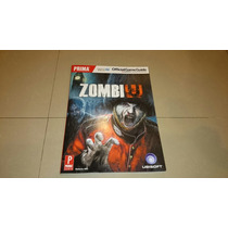 Guia Estrategica Zombiu Wii U Coleccion