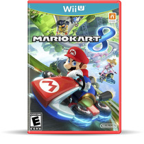 Mario Kart 8 + Figura Gratis. Sólo En Gamers!