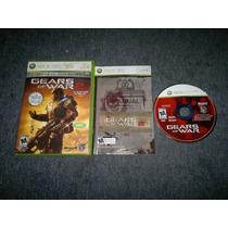 Gears Of War 2 Completo Para Xbox 360, Checalo