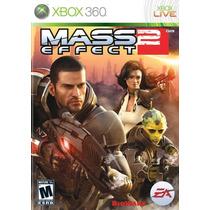 Mass Effect 2 Xbox 360 Nuevo De Fabrica Citygame