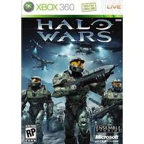 Cambio O Vendo Juego Halo Wars Xbox 360