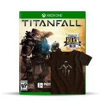 Titanfall Para Xbox One Con Playera Gratis. Sólo En Gamers!