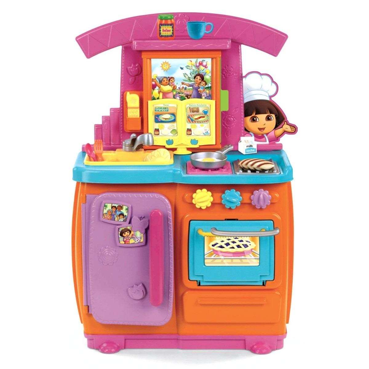 Juguetes fisher price imagui - Dora la exploradora cocina ...