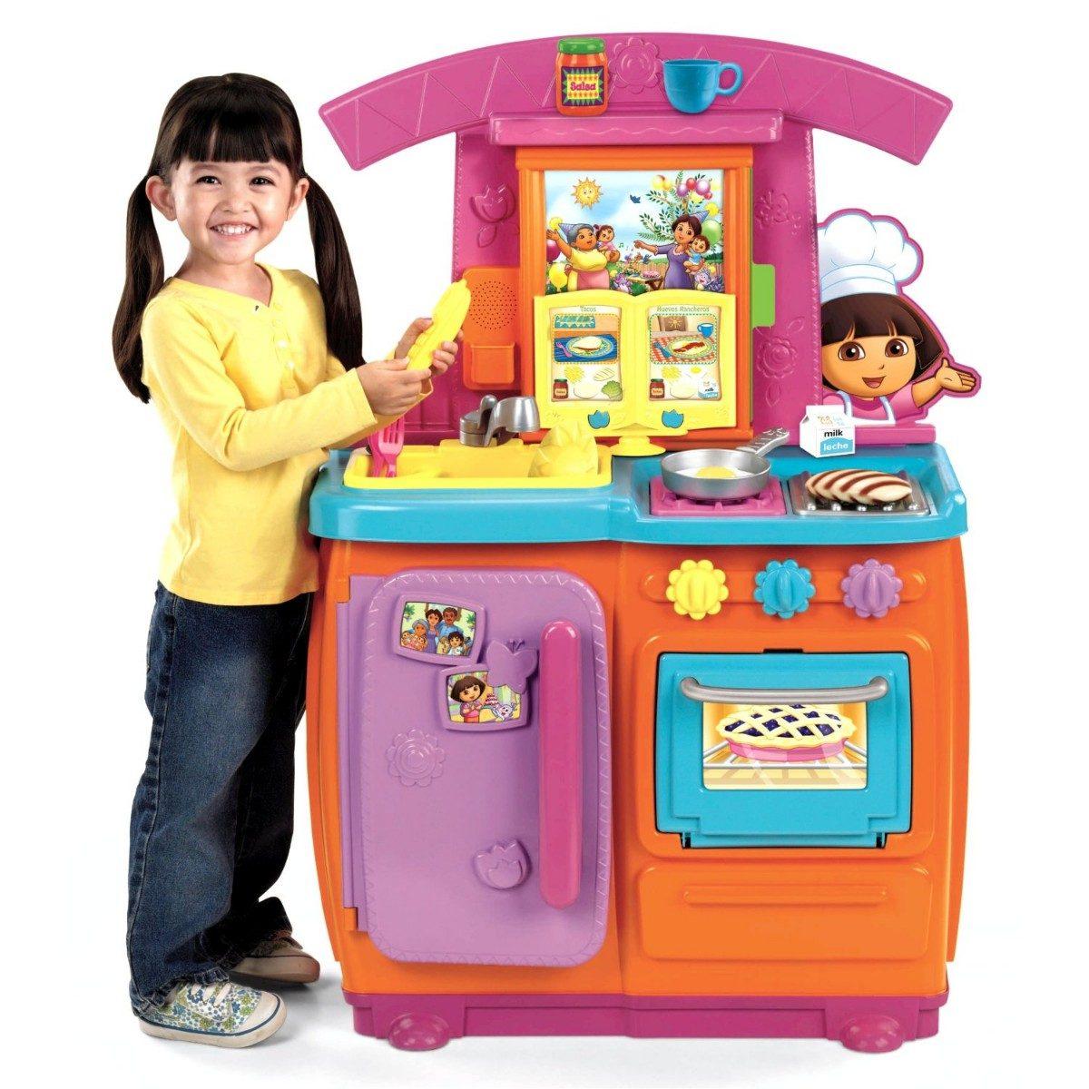 Juguete cocina ni a fisher price dora la exploradora pm0 - Dora la exploradora cocina ...
