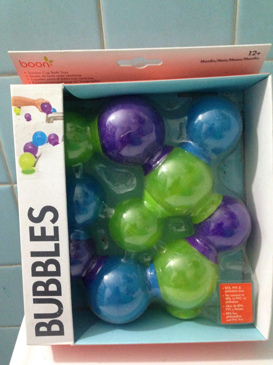Accesorios De Baño Con Ventosa:Juguete Para Baño Con Ventosas Bubbles De Boon Burbujas – $ 45000 en