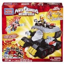 Mega Bloks Power Rangers Megaforce - Robo Caballero Contra V