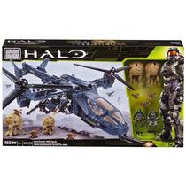De Mega Bloks De Halo Unsc Inundación Hunter Falcon