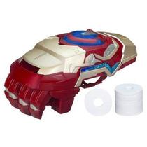 Juguete Guante Iron Man Hasbro Rojo