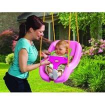 Columpios Rosa O Azul Little Tikes Para Bebes Y Ninos 9m-4an