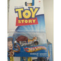 Hot Wheels Toy Story Woody Hamm Lotso Little Green Sellados