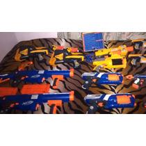 Paquete Pistolas Nerf (negociable Y/o Cambio)