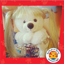 Build A Bear Workshop Peluca
