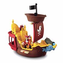 Barco Pirata De Garfio!