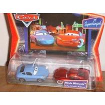 Cars Disney Sally & Cruisin Mc Queen Movie Moments