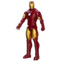Avengers Series Marvel Assemble Titan Hero Iron Man 12