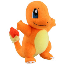 Peluche Pokemon N-09 X And Y Charmander/hitokage 8.5