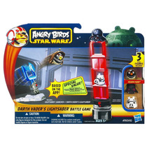 Darth Vader?s Lightsaber Battle Game Brings The Angry Birds