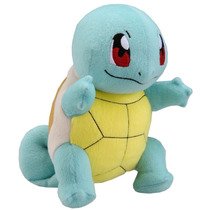 New Pokemon N-10 X And Y Squirtle/zenigame 8 Plush Doll