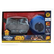 Star Wars Viewmaster Kit (guerra De Las Galaxias)