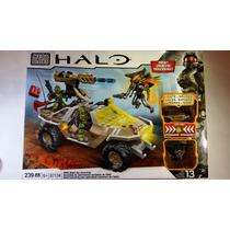 Mega Bloks Halo Unsc Night Ops Gausshog Nuevo