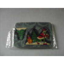 Vintage Figura Armable 3d Grinch