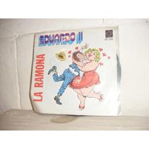 Vintage Disco De 45 Rpm De Los Polivoces