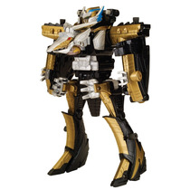 Power Rangers Dino Charge Megazord Ptera Zord Builder Import