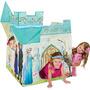 Casa Tienda De Campana Disney Frozen Casita Princesas Sofia