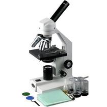 Tb Microscopio 40x-1000x Amscope M500 Cordless Monocular