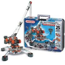 Meccano Multimodels Motorizado 640 Pzas.25 Modelos / No Lego