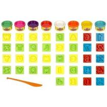 Play-doh Números Letras N Fun Art Toy