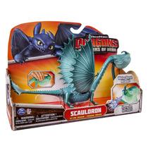 Como Entrenar Dragón Scauldron- Wild Thunderdrum