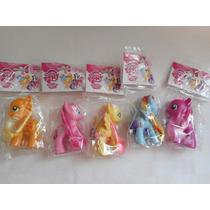 Pequeño My Little Pony Coleccion! Cinco Diferentes