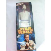 Muñeco Star Wars Obi Wan Kenobi Hasbro Original