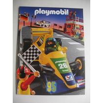 Catalogo De Juguetes Playmobil 1995