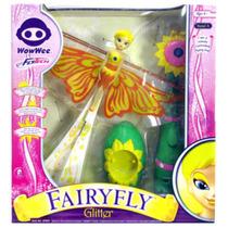 Hada Voladora Fairy Fly Nueva! Glitter, Regalo Reyes Magos